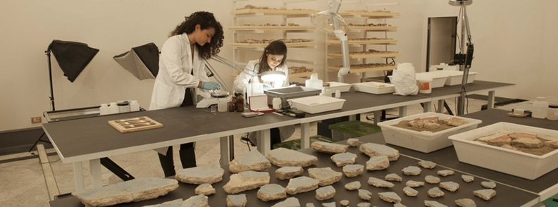 Laboratorio restauro aperto @ Chiesa di Santa Marta al Collegio Romano