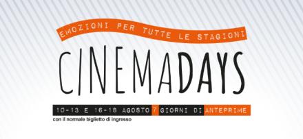 CinemaDay 2018