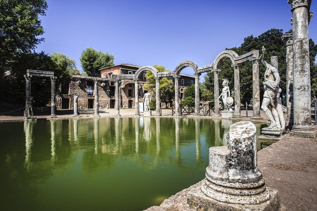 Villa Adriana, Villa d'Este e Santuario di Ercole Vincitore